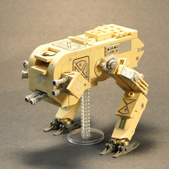 "A-460 ""Velociraptor"" Attack Walker (The Ranger of Awesomeness) Tags: lego walker etc mecha brickarms uclip"