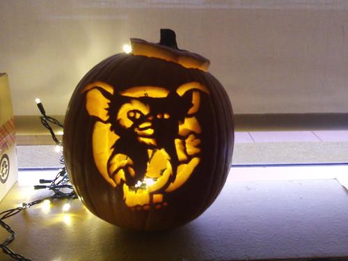 Gizmo pumpkin
