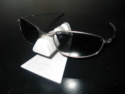 bc67ea4a06 Oakley Whisker® Pewter w Black Iridium Polarized - a photo on Flickriver