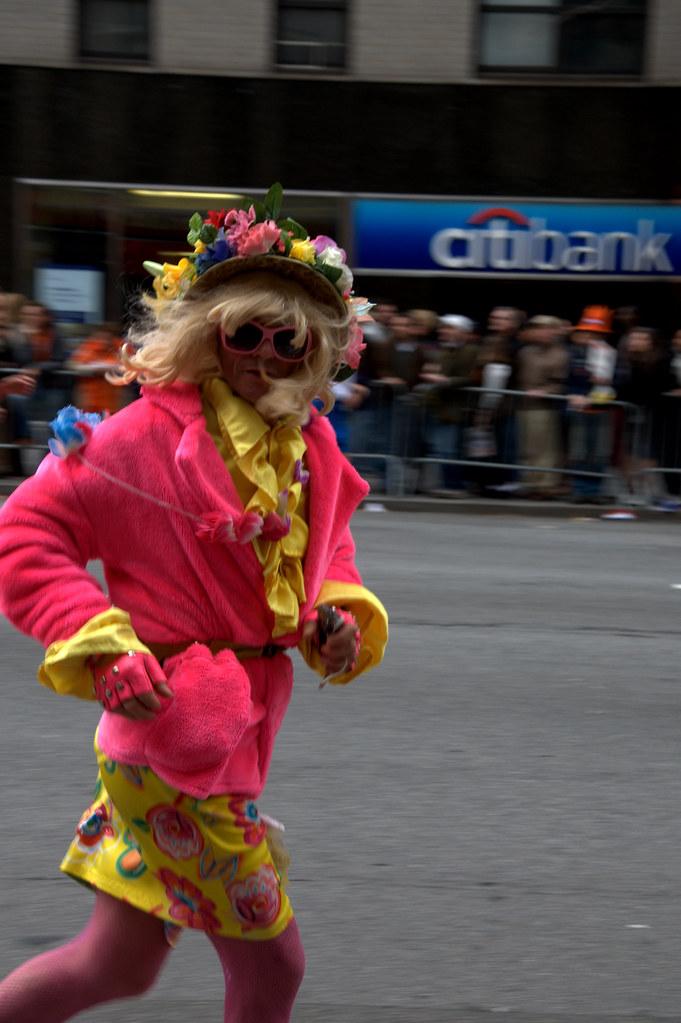 New York City Marathon 2009 mujer