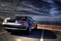 SLK - HDR (nauzetbaez) Tags: cars coches automoviles