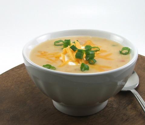 Tex-Mex Potato Cheese Soup