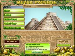 Mayan Fortune Casino Lobby