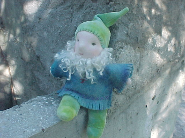 Gnome Love - Custom Dolls - Boy or Girl Gnome