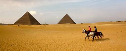 Cairo - Giza Pyramids - 03
