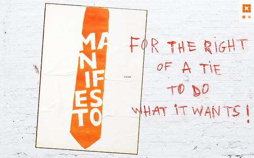 Tie Manifesto