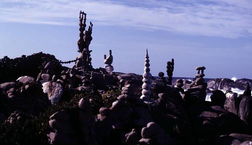 Esculturas mariñas de Manfred Gnädinger