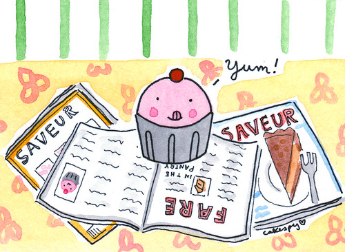CakeSpy Featured in the Saveur Gift Guide!