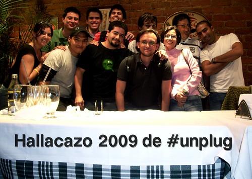 Hallacazo Unplug 2009