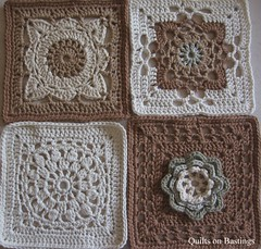 200 Crochet Blocks (QOB) Tags: crochet blanket rug blocks throw afgan grannysquares 200crochetblocks crochetsquares
