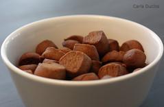 Pepernoten - Mini cookie holandês