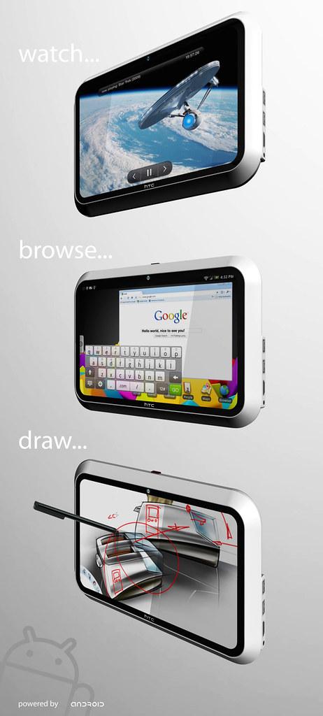 HTC Evolve