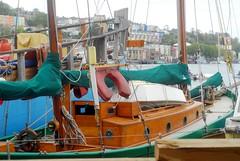 Boats, Underfall Yard, Bristol