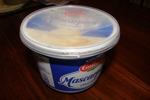 01.Mascarpone Cheese