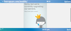 Foursquare is Updating