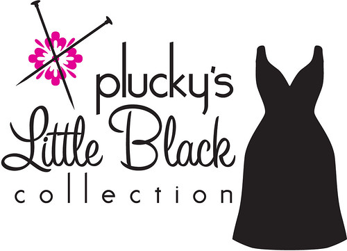 Plucky-Black-Dress-Logo