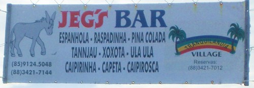 Cartel del Jegues Bar