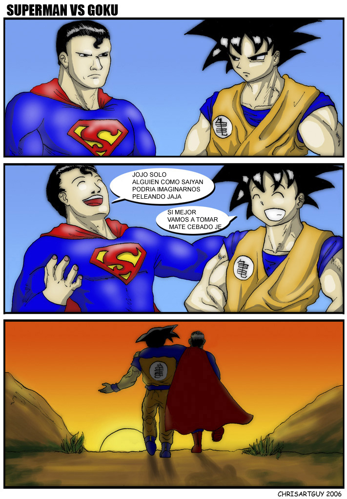 Superman vs Son Goku quien gana? 4254916554_6973353210_o