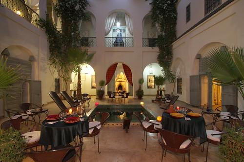 O que é uma Riad, Visita Virtual e História 7