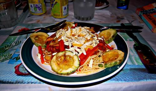 Costa Rica_dinner