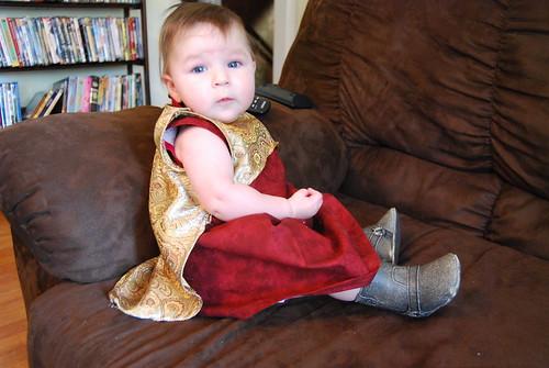 River costume