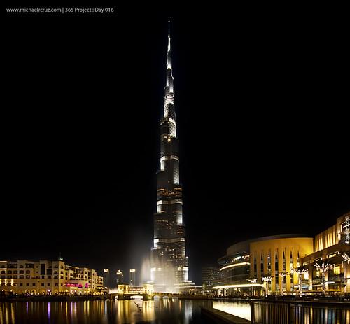 Burj Dubai Khalifa fuentes