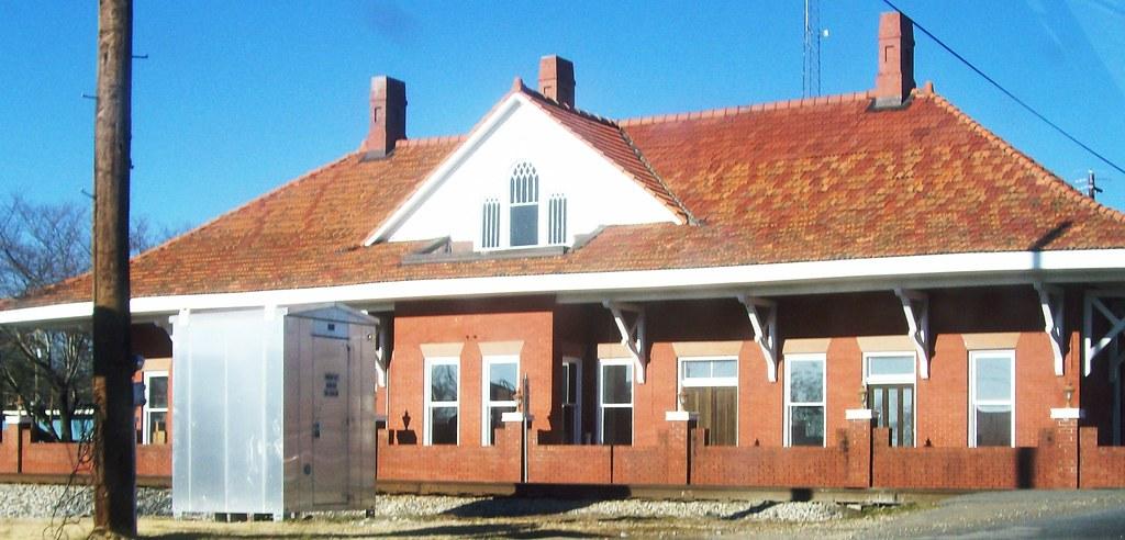 Winder depot