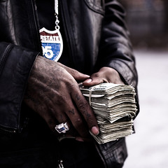 Pocket Full Of Boogers (Kirk Smith.) Tags: light portrait music usa money philadelphia canon coast moments natural joey smith jewelry ring east full cash reese philly hip hop rap pocket tamron rubberband kirk jihad 30d benjamins mcgirt of