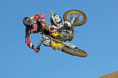 Moto Cross: Competencias de Motos MX
