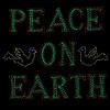 CF457 Holiday Lights PEACE ON EARTH (listentoreason) Tags: christmas sky usa holiday night america unitedstates pennsylvania farm scenic favorites places event shadybrook ef28135mmf3556isusm holidaylighting score40 shadybrookfarm