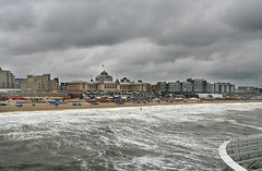 "Storm at Scheveningen • <a style=""font-size:0.8em;"" href=""http://www.flickr.com/photos/45090765@N05/4297928362/"" target=""_blank"">View on Flickr</a>"