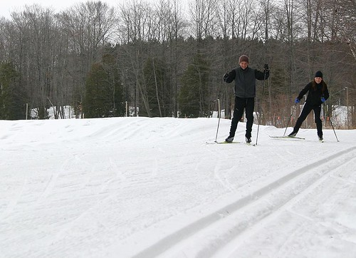 Crystal Mountain - January 2010
