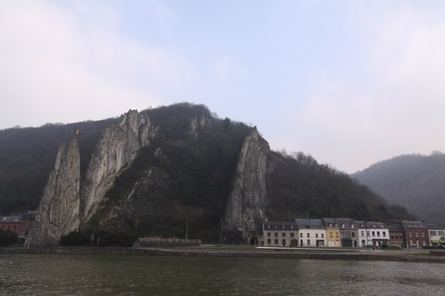 Just south of Dinant, Belgium...