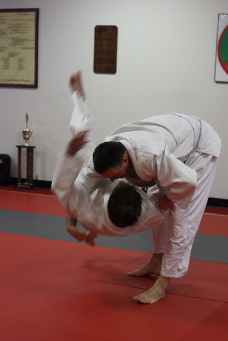 Judo mocks your silly gravity
