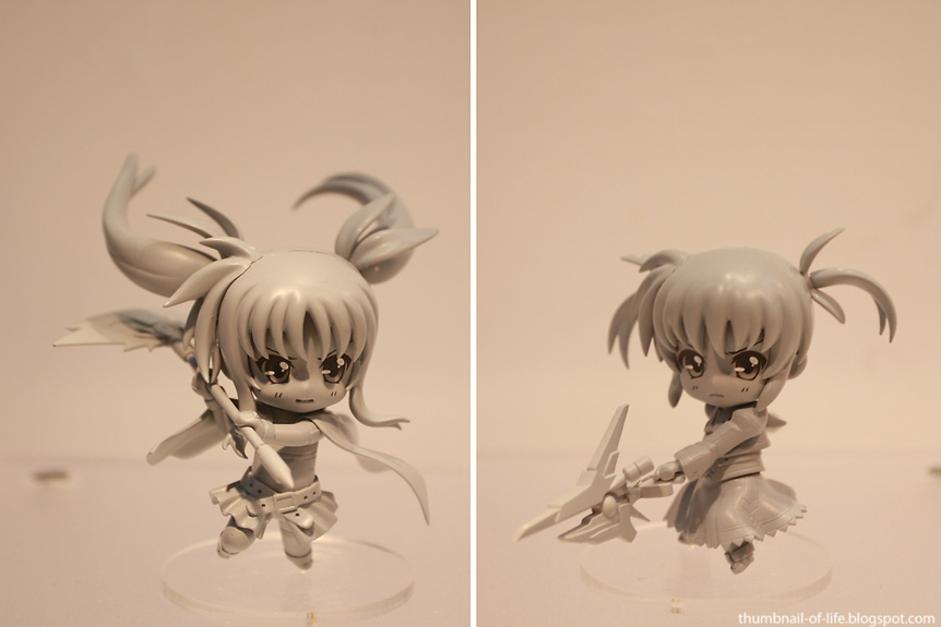 Nendoroid Puchi Mahou Shoujo Lyrical Nanoha The Movie 1st