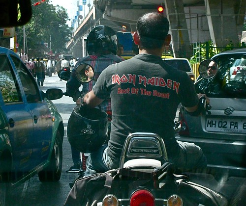 handle break helmet bombay biker mumbai ironmaiden lowerparel tulsipiperoad