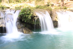 Cambugahay Falls (orientaloyama) Tags: beauty philippines falls views manila filipino filipina boracay jeepney siquijor cambugahay