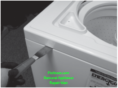 Popping the Top on a Maytag Atlantis or Performa Washer