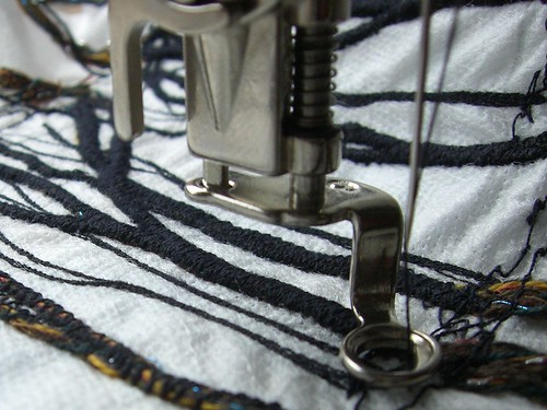 free machine stitching