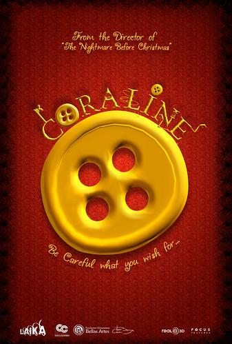 Poster Coraline 03/