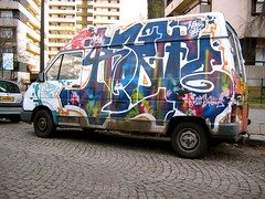 HORFE (Dubwise Version) Tags: graffiti f1 1984 orfe horfe orphe horphe