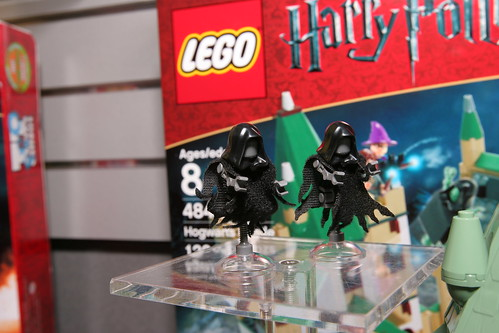 harry potter castle lego. LEGO Toy Fair 2010 - Harry