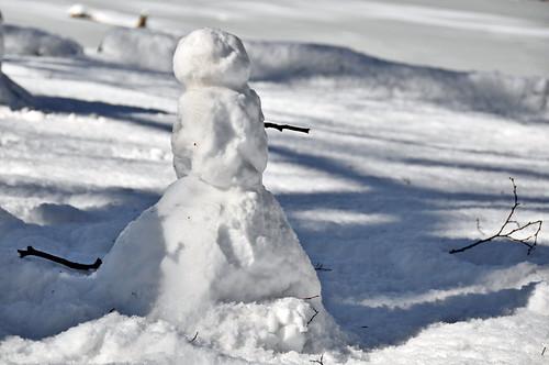 One in Five - Prospect Park Snowmen (by RGP)