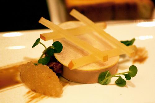 foie gras @ per se
