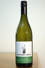 Mystery Creek 2008 Sauvignon Blanc