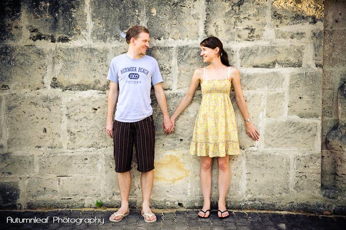 Frances & Bradley - Pre Wedding-1