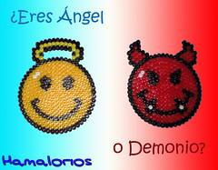 Eres Ángel... o Demonio?