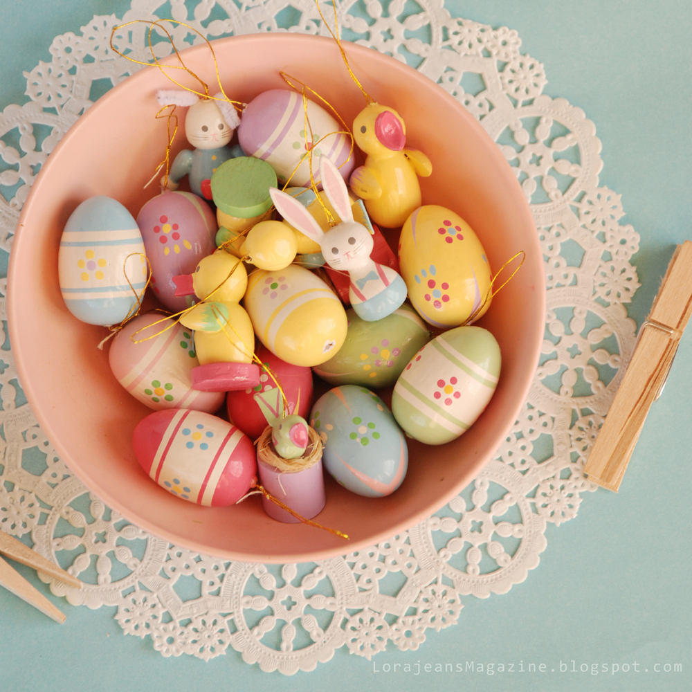 bowl of easter cuteness