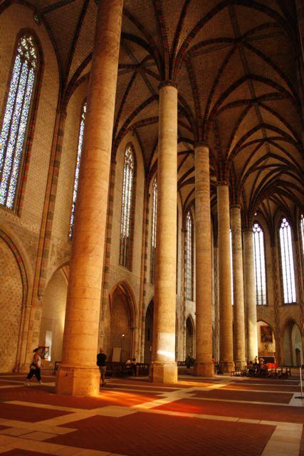 Èglise des Jaconins, Toulouse