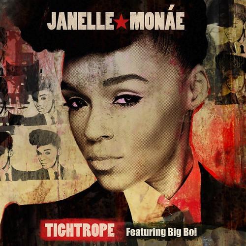Janelle Monae Big Boi Tightrope by carlosjtj.